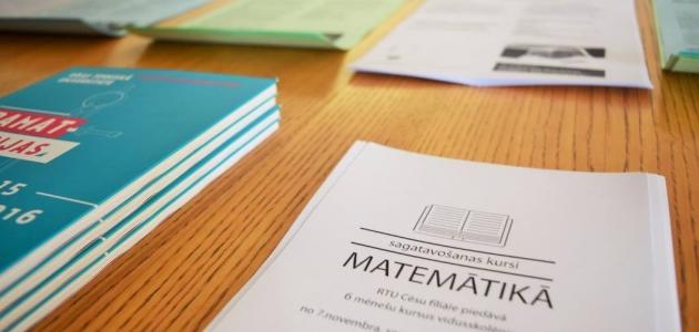sagatvošanas kursi matemātikas centralizētajiem eksāmeniem