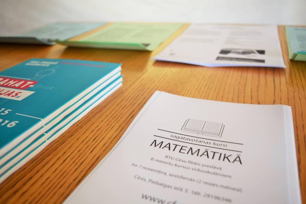 matemātikas kursi vidusskolēniem