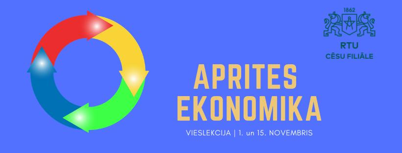 aprites ekonomika Latvijā