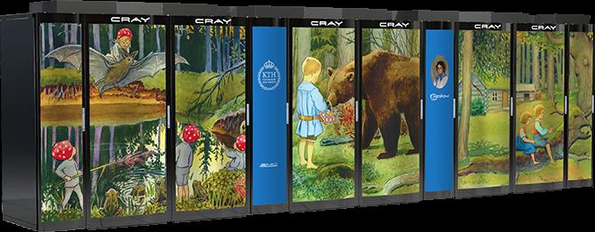 Beskow Cray XC40 | KTH