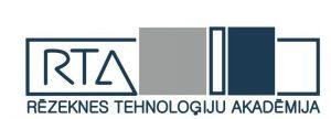 Rēzeknes tehnoloģiju akadēmija logo