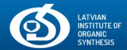 Organiskas sintezes instituts logo