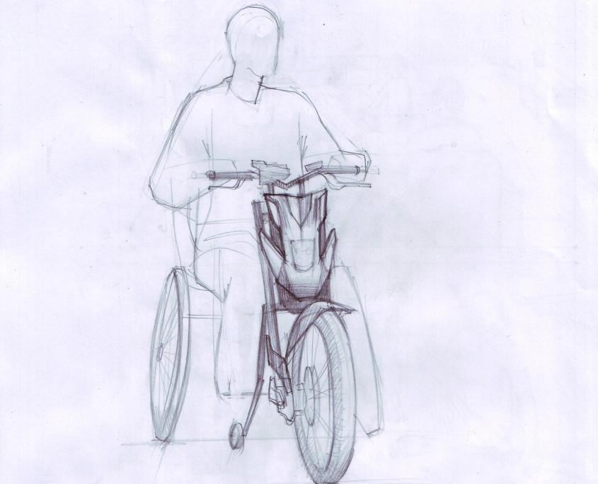E-race, wheele, ratiņkrēsls, biznesa ideja, inkubators RTU IdeaLAB startups, jaunuzņēmums