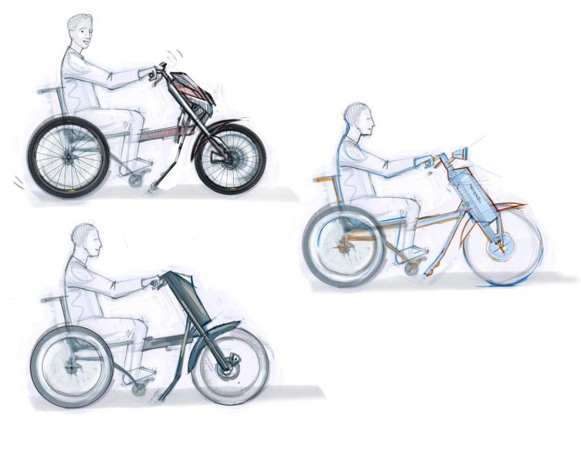 E-race wheele, ratiņkrēsls, biznesa ideju inkubators RTU IdeaLAB startups, jaunuzņēmums