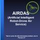 AIRDAS, Artificial Intelligent Robot-Drone Air Service, Greenhouse Latvia, Climate KIC, biznesa ideju pirmsinkubators RTU IdeaLAB startups, jaunuzņēmums