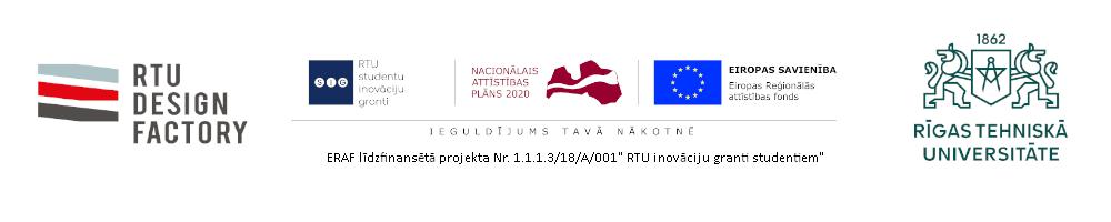 RTU Studentu inovāciju grants, inkubators, IdeaLAB