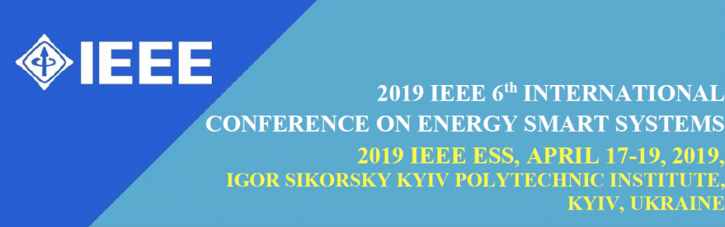 2019 IEEE 6th International Conference on Energy Smart